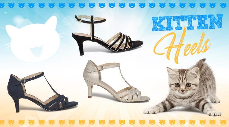 Éram : kitten heels